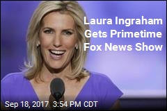 Laura Ingraham Gets Primetime Fox News Show