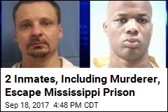 2 'Armed and Dangerous' Inmates Escape Miss. Prison