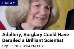 Adultery, Burglary Could Have Derailed a Brilliant Scientist