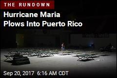 Hurricane Maria On Course to Devastate Puerto Rico