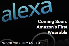 Coming Soon: Amazon's First Wearable