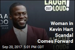 Woman in Kevin Hart Scandal: I'm Not Extorting Him