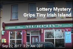 Lottery Mystery Grips Tiny Irish Island
