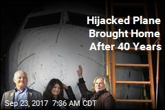 Hijacked Plane Brought Home After 40 Years