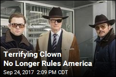 Terrifying Clown No Longer Rules America