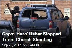 Cops: 'Hero' Usher Stopped Tenn. Church Shooting