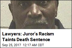 Lawyers Say Racial Bias Taints Death Sentence