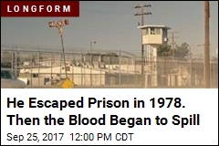 He Escaped Prison in 1978, and Days of Terror Followed