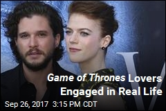 'Jon Snow,' 'Ygritte' Engaged in Real Life