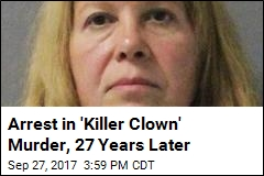 Arrest in 'Killer Clown' Murder, 27 Years Later