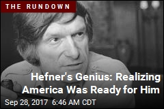 Hefner's Genius: Realizing America Was Ready for Him