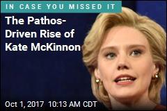 The Pathos-Driven Rise of Kate McKinnon
