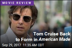 Tom Cruise Makes American Made
