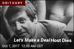 Let's Make a Deal Host Dies