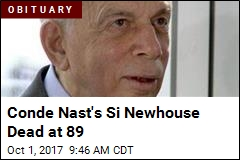 Media Titan Si Newhouse Dead at Age 89
