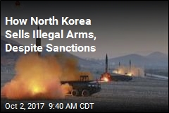 How North Korea Sells Illegal Arms, Despite Sanctions