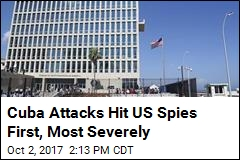 Cuba Attacks Hit US Spies First, Deepening the Mystery