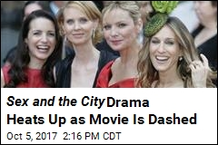 Sex and the City Drama Heats Up as Movie Is Dashed