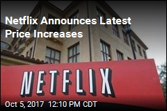 Netflix Announces Latest Price Increases