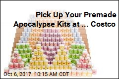 Costco Makes It Easier to Prep for Doomsday