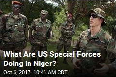 Green Beret Deaths Put Focus on US Role in Niger