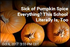 High School Evacuated Due to Pungent Smell of ... Pumpkin