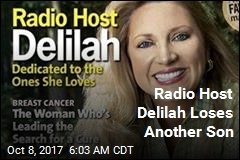 Radio Host Delilah Loses Another Son