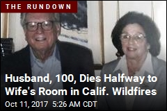 Couple Wed 75 Years Dies in Calif. Wildfire