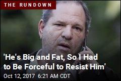 Weinstein: 'I Gotta Get Help'