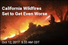 California Wildfires Set to Get Even Worse