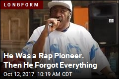 He Was a Rap Pioneer. Then He Forgot Everything
