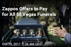Families of Shooting Victims Get a Hand From Zappos