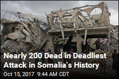 A 'Sad Day': Blast in Somalia Kills Nearly 200