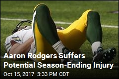 Aaron Rodgers Suffers Potential Season-Ending Injury