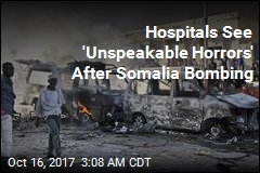 Death Toll Hits 276 in Somalia Bombing