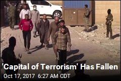ISIS' de Facto Capital Has Fallen