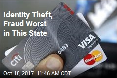 Identity Theft, Fraud Worst in These 10 States