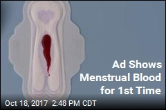 Advertisers Finally Ready to Admit Periods Involve Blood