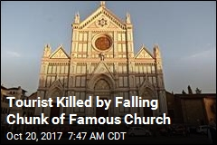 Tourist Killed in Church Where Michelangelo Is Buried