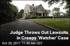 Judge Throws Out Lawsuits in Creepy 'Watcher' Case