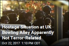 UK Police: Bowling Alley Hostage Incident Not Terror-Related