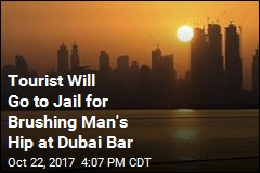 Tourist Brushed Man's Hip at Dubai Bar, Gets Jail Sentence
