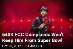 Justin Timberlake Is Headlining Super Bowl Halftime
