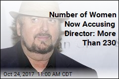 Number of Women Now Accusing Director: More Than 230