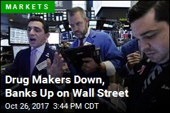 Technology, Banks Lead Rebound on Wall Street