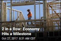 Economy Beats Expectations, Giving Trump a Victory