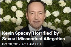 Kevin Spacey Accused of Trying to Molest Teen Actor