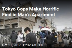 Tokyo Cops Find 9 Dismembered Bodies in Man's Apartment