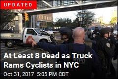 Multiple People Shot in NYC; 1 in Custody