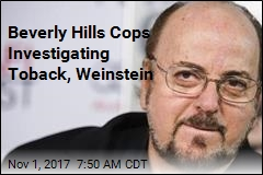 Beverly Hills Cops Investigating Toback, Weinstein